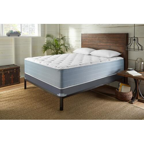 "American Bedding 15"" Firm Tight Top Mattress, California King"