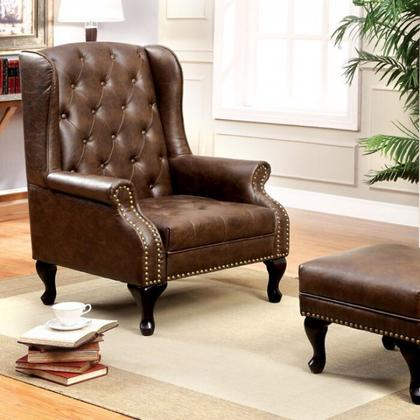 See Details - Vaugh Accent Chair