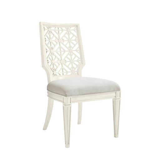 Latitude Side Chair - Saltbox White
