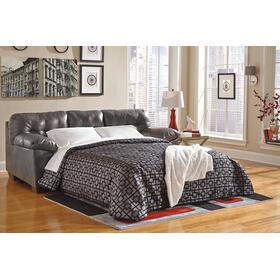 See Details - Alliston Queen Sofa Sleeper Gray