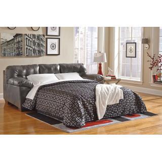 Product Image - Alliston Queen Sofa Sleeper Gray