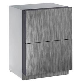 """3024dwr 24"""" Refrigerator Drawers With Integrated Solid Finish (115 V/60 Hz Volts /60 Hz Hz)"""
