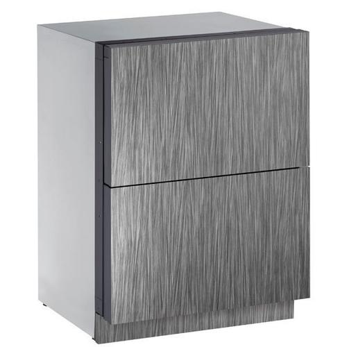 "3024dwr 24"" Refrigerator Drawers With Integrated Solid Finish (115 V/60 Hz Volts /60 Hz Hz)"
