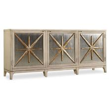 Living Room Melange Star Power Console
