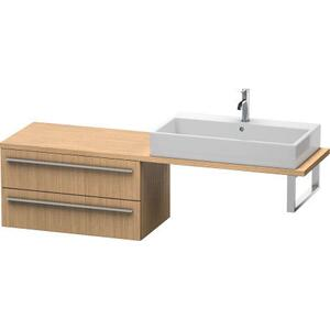 Low Cabinet For Console Compact, European Oak (decor)