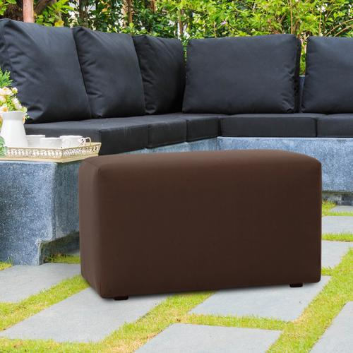 Universal Bench Cover Seascape Chocolate (Cover Only)