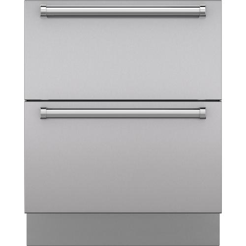 """Sub-Zero - Integrated 27"""" Drawer Panels with Pro Hanles"""
