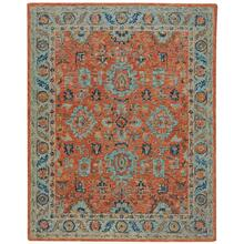 "Avanti-Avondale Terra Blue - Rectangle - 3'6"" x 5'6"""