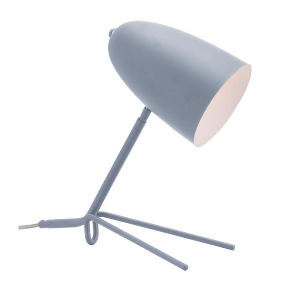 See Details - Jamison Table Lamp Matte Gray
