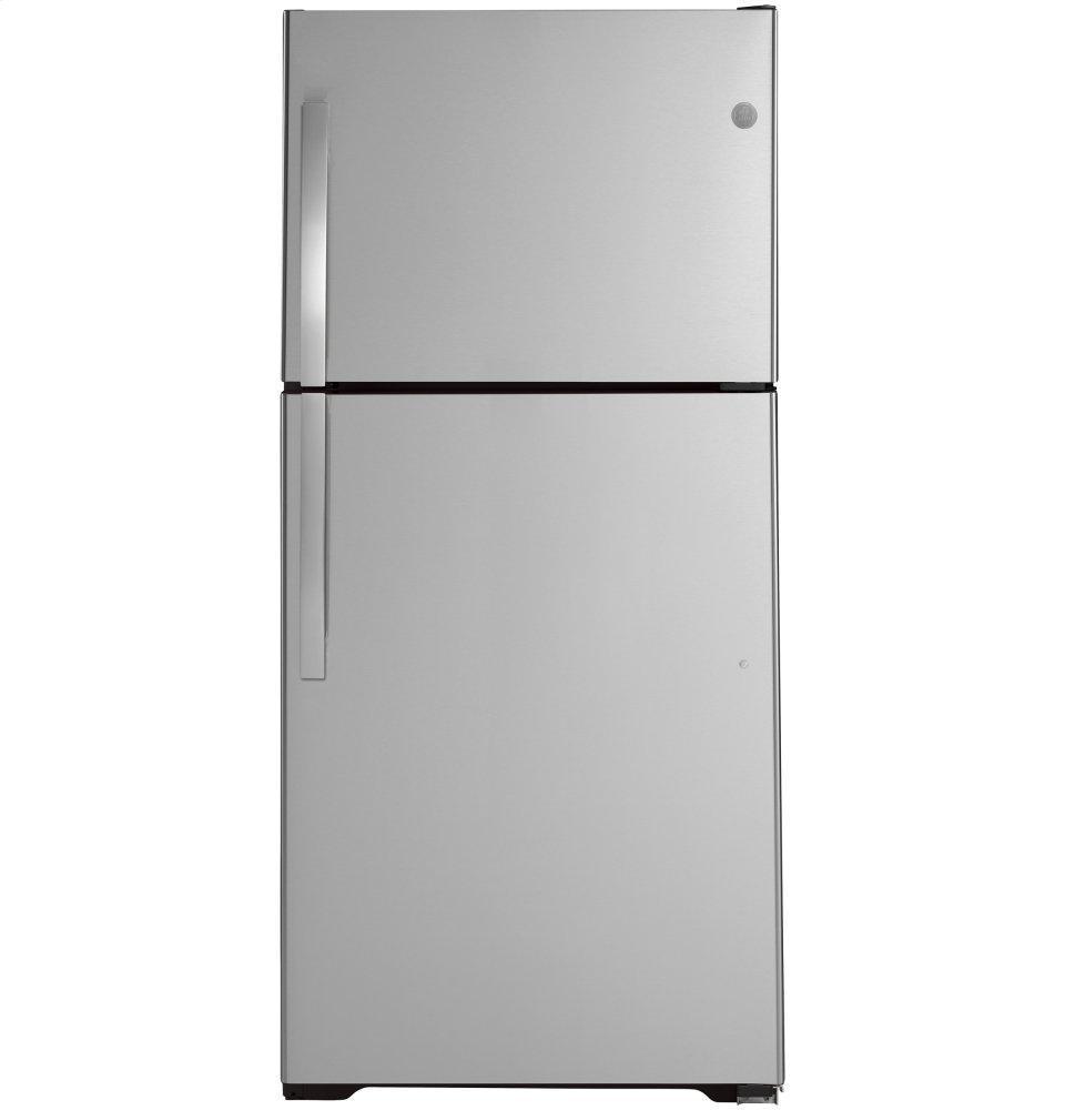 GE19.2 Cu. Ft. Top-Freezer Refrigerator