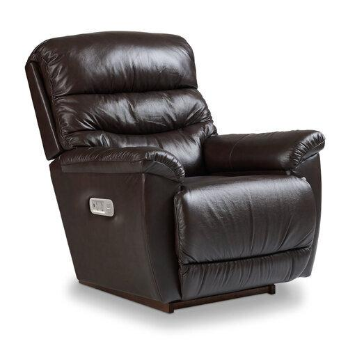 Joshua Power Rocking Recliner w/ Head Rest