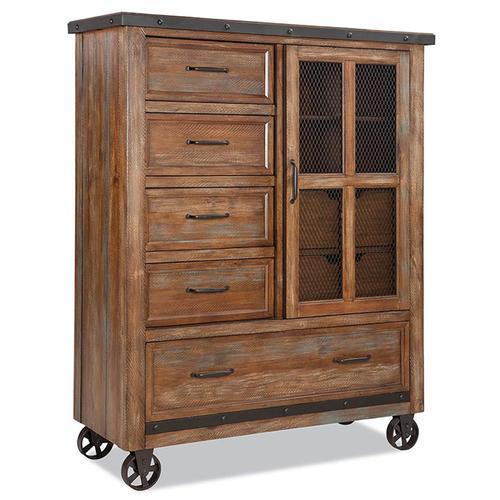 Intercon Furniture - Taos Gentleman's Chest