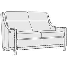 Richmond Power Motion Loveseat