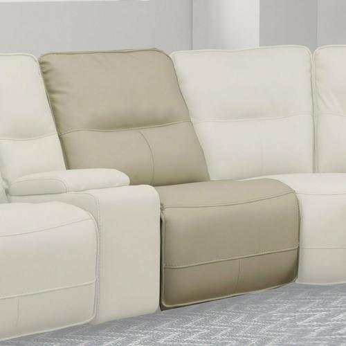 SPARTACUS - OYSTER Armless Chair
