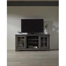 See Details - 66 Inch Console - Storm Gray Finish