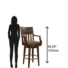 697-030 Harbor Springs Bar Stool