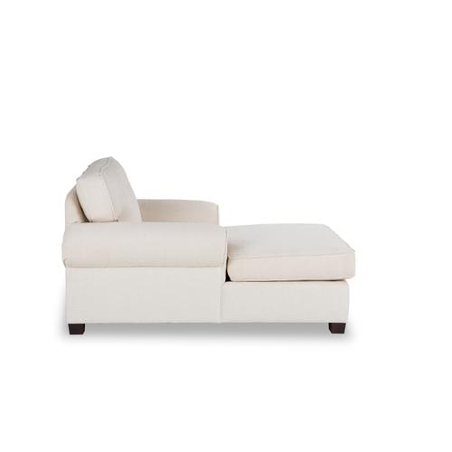 Gallery - Just Your Style I Two Arm Chaise with Roll Arm