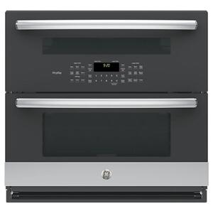 """GE Profile30"""" Built-In Twin Flex Convection Wall Oven"""