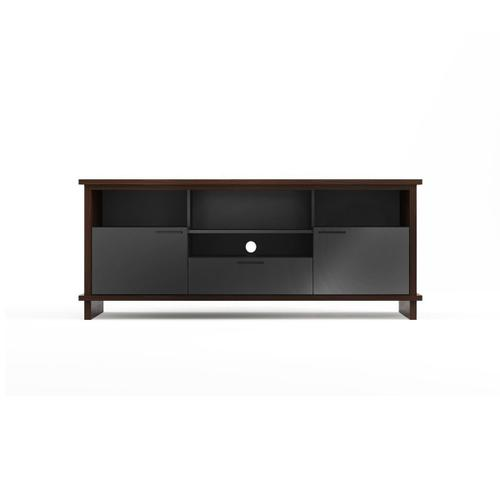 Triple Width Cabinet 8828 in Chocolate Stained Walnut