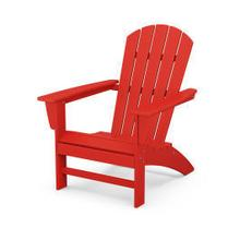 View Product - Nautical Adirondack Chair in Sunset Red