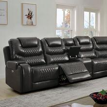 View Product - Mariah Power Sectional W/ Recliner