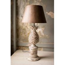See Details - metal pineapple table lamp