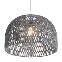 Paradise Ceiling Lamp Gray