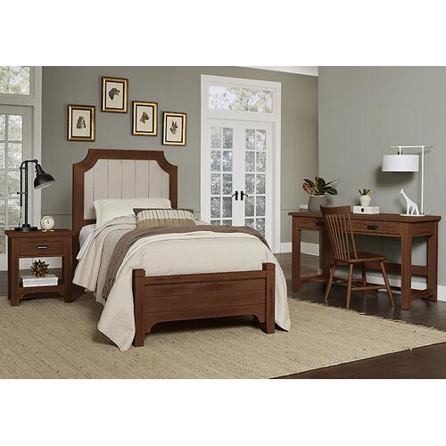 Upholstered Bed Twin & Full