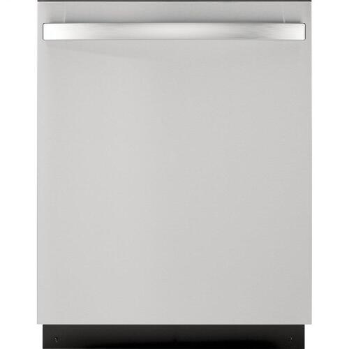 Gallery - GE® ADA Compliant Stainless Steel Interior Dishwasher with Sanitize Cycle