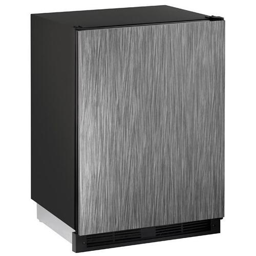 "24"" Wine Refrigerator With Integrated Solid Finish (115 V/60 Hz Volts /60 Hz Hz)"