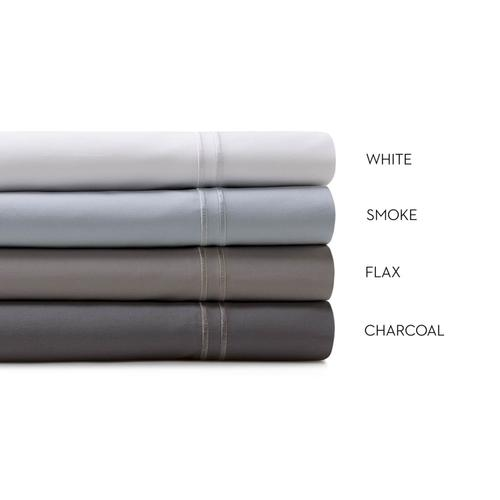 Supima Cotton Sheets King Pillowcase Charcoal
