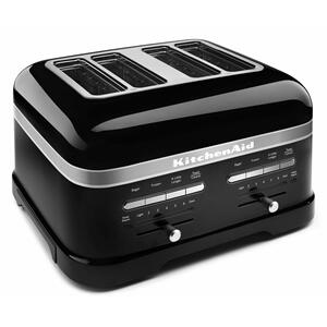KitchenAidPro Line® Series 4-Slice Automatic Toaster Onyx Black