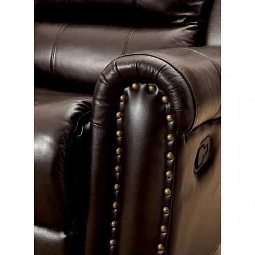 Furniture of America - Foxboro Glider Recliner