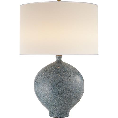 AERIN Gaios 31 inch 150 watt Blue Lagoon Table Lamp Portable Light