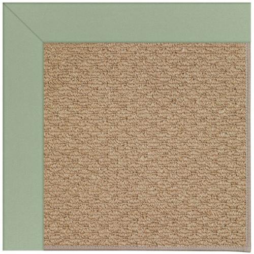 "Creative Concepts-Raffia Canvas Celadon - Rectangle - 24"" x 36"""