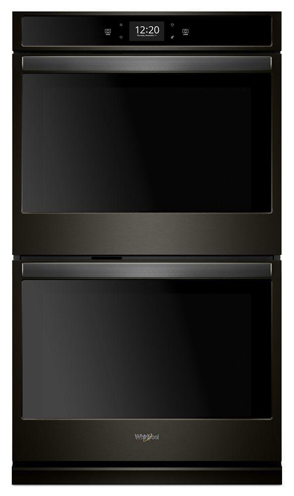 Whirlpool8.6 Cu. Ft. Smart Double Wall Oven With True Convection Cooking