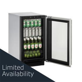"3018rgl 18"" Refrigerator With Stainless Frame Finish (115 V/60 Hz Volts /60 Hz Hz)"