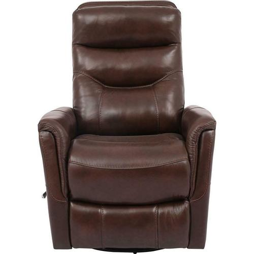 GEMINI - ROBUST Manual Swivel Glider Recliner