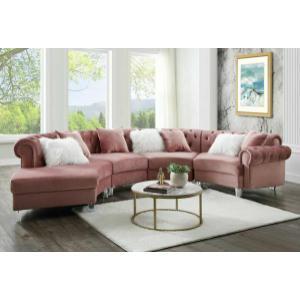 Acme Furniture Inc - Ninagold Sectional Sofa