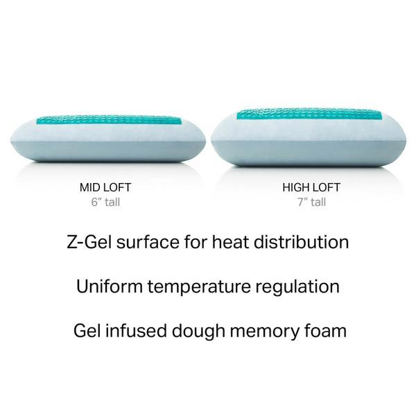 See Details - Gel Dough® + Dual Z™ Gel Queen High Loft