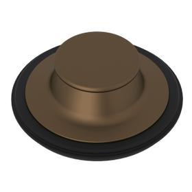 English Bronze Disposal Stopper