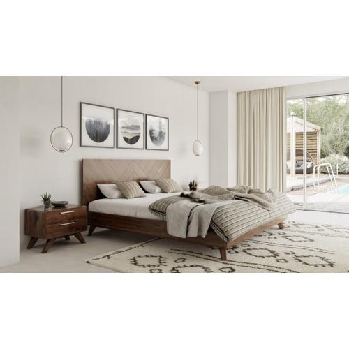 VIG Furniture - Nova Domus Soren - Modern Walnut Bed