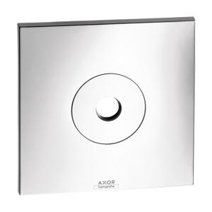 Chrome Wall plate square Product Image