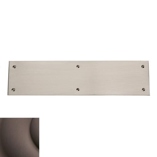 Baldwin - Venetian Bronze Square Edge Push Plate