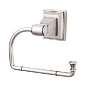 Stratton Bath Tissue Hook - Antique Pewter Product Image