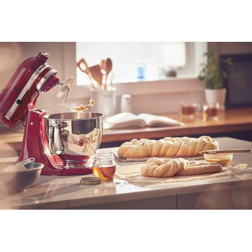 KitchenAid - Artisan® Series 5 Quart Tilt-Head Stand Mixer - Empire Red