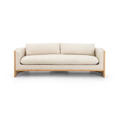 Natural Oak Finish June Sofa