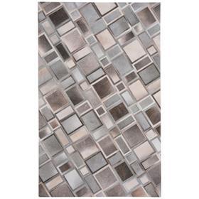 Laramie-Brick Stone - Rectangle - 5' x 8'