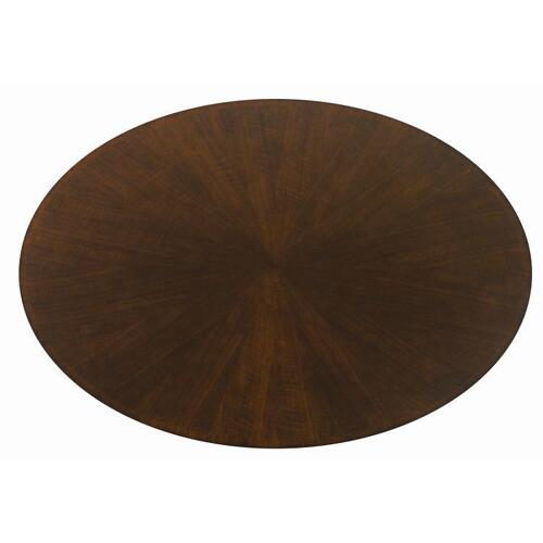 Consulate Maire Louise Oval Dining Table