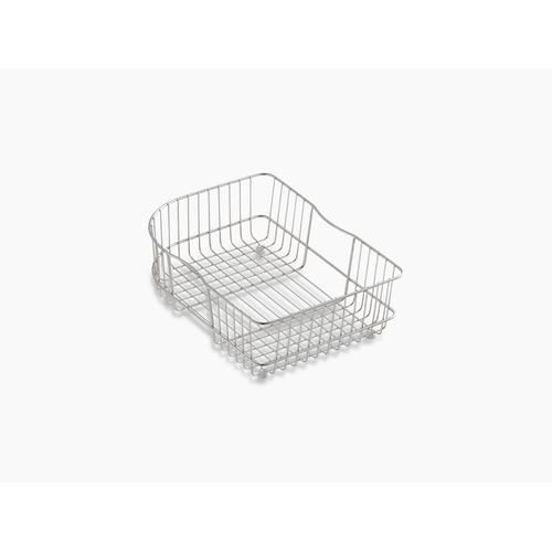 Stainless Steel Sink Basket for Executive Chef and Efficiency Kitchen Sinks